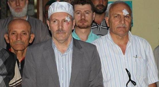 İstanbul'da sela okuyan imama saldırı!