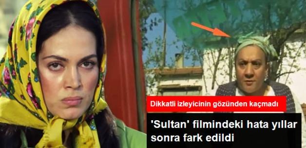 'Sultan' Filmindeki Hata Yıllar Sonra Fark Edildi