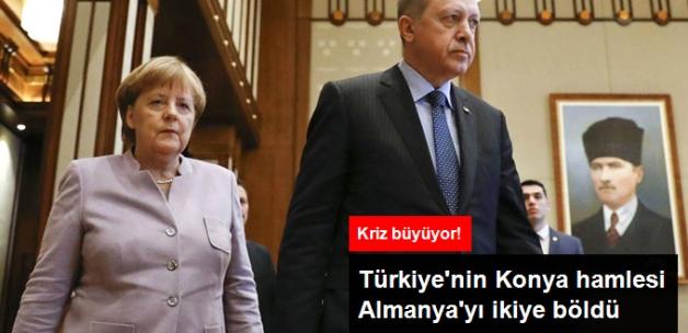 Türkiye'nin Konya Hamlesi Almanya'yı İkiye Böldü!