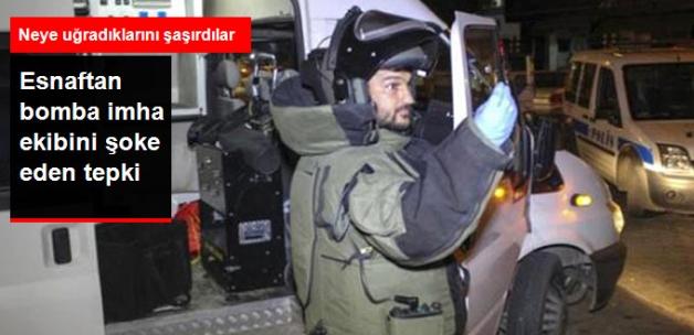 Adana'da Bomba İmha Ekibini Şoke Eden Tepki: Patlayacaksa Ben Patlatayım