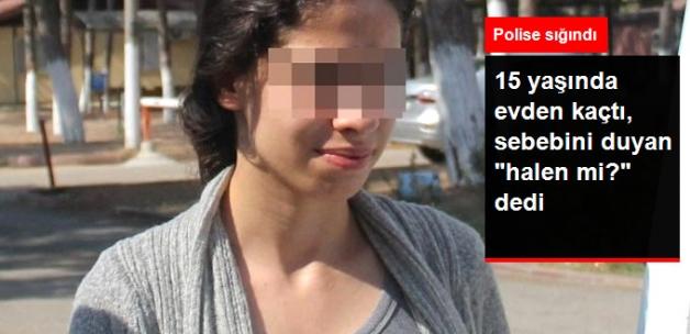 Ailesinin Okutmadığı Kız Çocuğu Evden Kaçıp Polise Sığındı