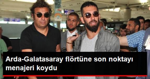 Arda'nın Menajeri: Galatasaray ile Arda Turan Hakkında Konuşmadık