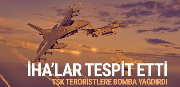 Balkayalar'da 5 terörist etkisiz hale getirildi