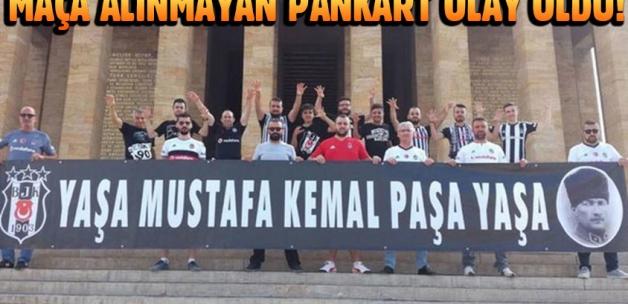 CHP'li vekillerden 'pankart' tepkisi