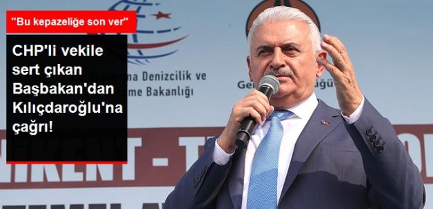 CHP Vekilin Sözlerine Sert Çıkan Başbakan'dan Kılıçdaroğlu'na Çağrı: Bu Kepazeliğe Son Ver