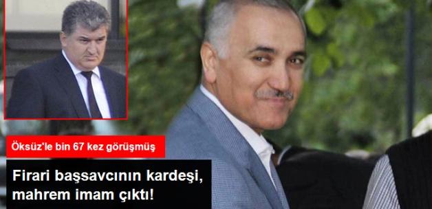 Firari Başsavcının Kardeşi Ahmet Sakınan, Adil Öksüz'le Bin 67 Kez Telefonla Görüşmüş