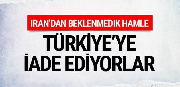 İran'dan yıllar sonra flaş hamle Türkiye'ye iade ediyorlar