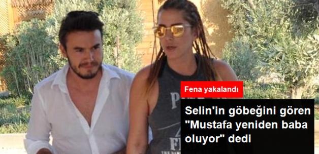 Mustafa Ceceli'nin Çiçeği Burnunda Eşi Selin İmer Hamile mi?