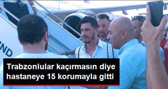 Müthiş İddia: Trabzonlular Kaçırmasın Diye, Giuliano 15 Korumayla Geziyor