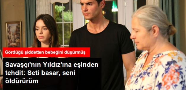 Oyuncu Zeynep Elçin'e, Kocasından Korkutan Tehdit: Seti Basar, Seni Öldürürüm