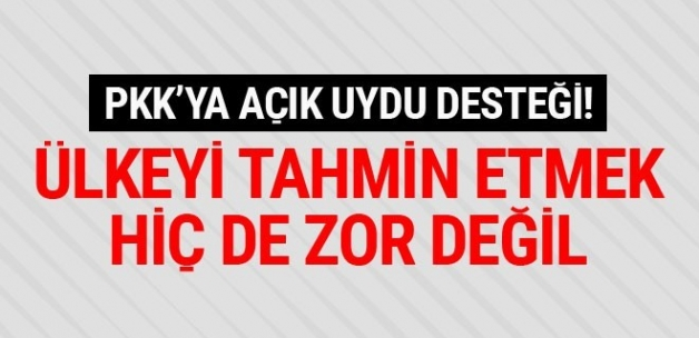 PKK'ya uydudan anlık görüntü desteği veriyorlar
