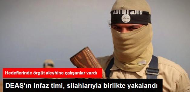 Şanlıurfa'da Terör Örgütü DEAŞ'ın 'İnfaz Timi' Yakalandı