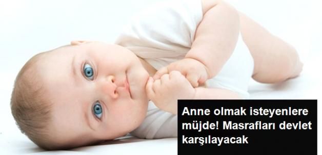 SGK Tüp Bebekte Üçüncü Denemeyi de Karşılıyor