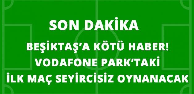 Tahkim Kurulu, Beşiktaş'ın Seyircisiz Oynama Cezasını Onadı