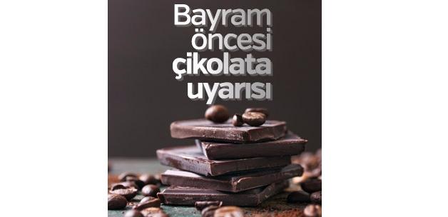 TÜDEF'ten bayram öncesi çikolata uyarısı