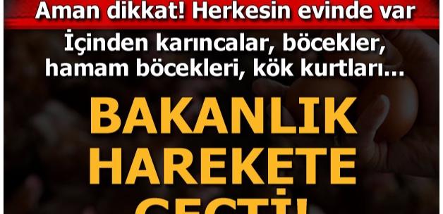 Türkiye, Avrupa'daki yumurta krizini izlemeye aldı!