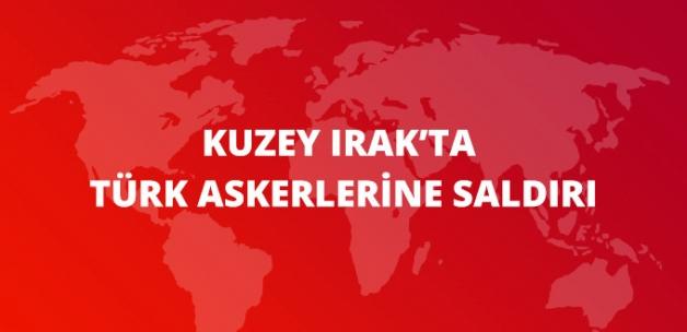 Türkiye'ye Ait 2 Askeri Araca Kuzey Irak'ta Saldırı Düzenlendi