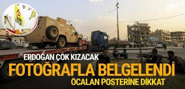 ABD'den YPG'ye 120 TIR'lık Yeni Silah Sevkiyatı! Zırhlılar, Doçkalar ve Dahası Var