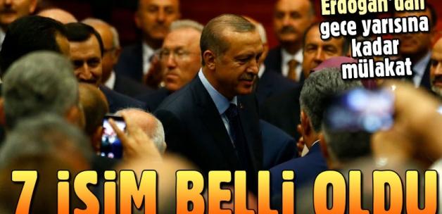 AK Parti'nin 7 il başkanı belli oldu