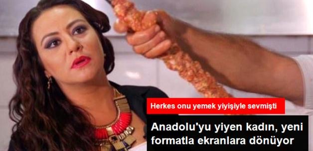 'Anadolu'yu Yiyen Kadın' Lakaplı Sunucu Ezgi Sertel, Ekranlara Dönüyor