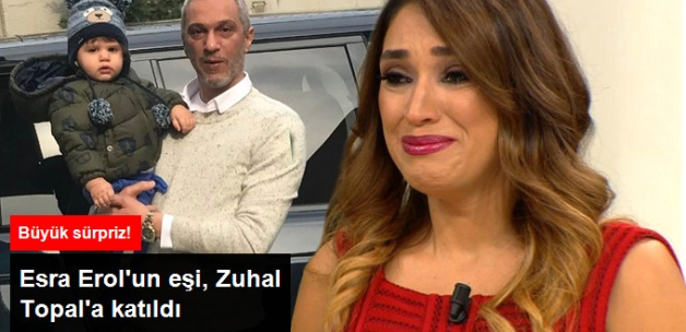 Esra Erol'un Eşi Ali Özbir'den Zuhal Topal'a Destek Geldi