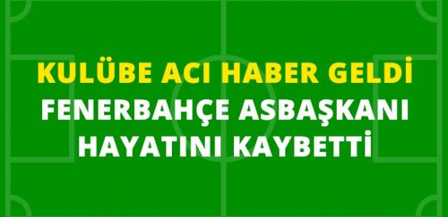 Fenerbahçe Asbaşkanı Hakan Dinçay, Tedavi Gördüğü Hastanede Hayatını Kaybetti