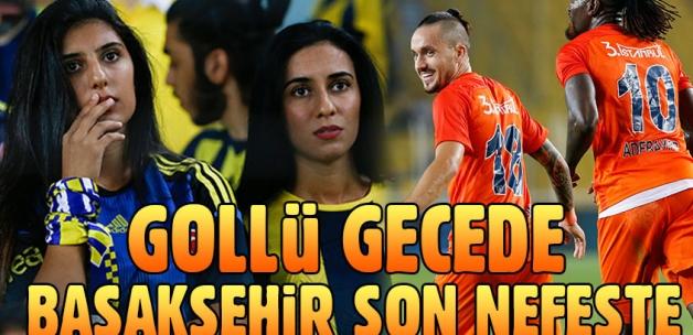 Fenerbahçe Başakşehir (Maç özeti)