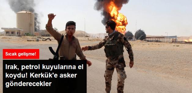 Irak Meclisi Kerkük'e Askeri Güç Gönderme Kararı Aldı