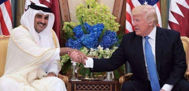 Katar, Harvey kasırgasında hasar gören Texas'a 30 milyon dolar bağışta bulunacak