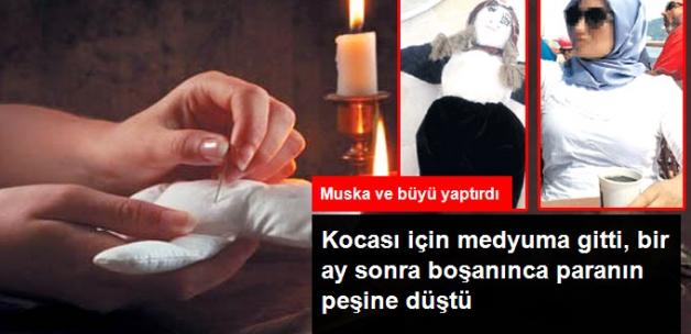 Kocasıyla Arasının Düzelmesini İsteyen Kadın, Medyuma 10 Bin Lira Kaptırdı