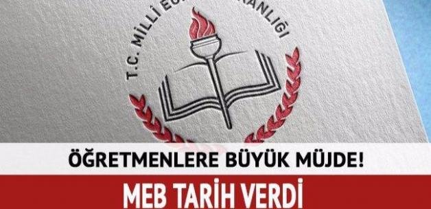 MEB'den öğretmenlere 'isteğe bağlı yer değiştirme' müjdesi