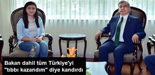 Meslek Liseli Nuriye, Hacettepe Tıbbı Kazandım Diye Tüm Türkiye'yi Kandırdı