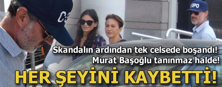 Murat Başoğlu ile Hande Bermek Başoğlu boşandı