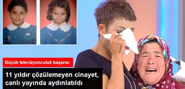 Serap Paköz, 11 Yıldır Çözülemeyen Tuğçe ve Büşra'nın Cinayetini Çözdü