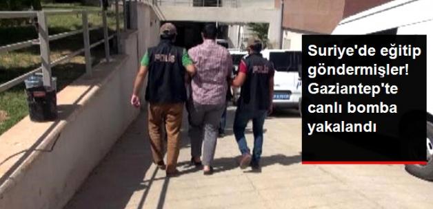 Son Dakika! DEAŞ'ın Canlı Bombası Gaziantep'te Yakalandı