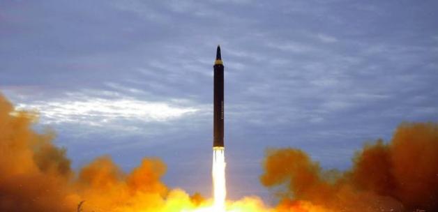 Son Dakika... Füze denemesi sırasında Kuzey Kore'de deprem oldu