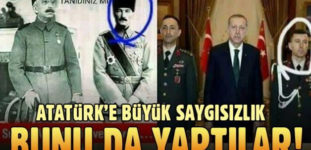 Sosyal medyadaki Atatürk'lü 'yaver' paylaşımına soruşturma