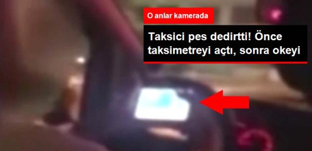 Taksi Şoförü, 'Pes Artık' Dedirtti! Seyir Halindeyken Telefondan Okey Oynadı