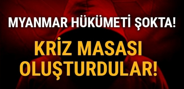 Türk hacker grubu,  AYYILDIZ TİM Arakanlı Müslümanlara yapılan zulmün ardından hükümete ait 22 web sitesini hackledi