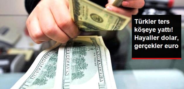 Vatandaş Ters Köşeye Yattı! Yatırımı Dolara Yaptı, Kazanan Euro Oldu
