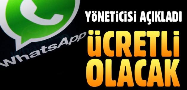 Whatsapp, ücretli uygulamasını test ediyor