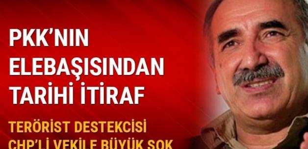 Yerli ve milli SİHA'ların terör örgütüne vurduğu büyük darbeyi PKK'nın elebaşısı da itiraf etti