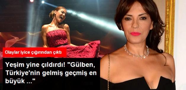 Yeşim Salkım, Yine Çıldırdı: Gülben Ergen Türkiye'nin Gelmiş Geçmiş En Büyük ...