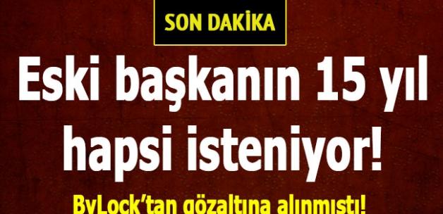 ByLock'tan gözaltına alınan Konyaspor eski başkanı Ahmet Şan'ın 15 yıl hapsi isteniyor