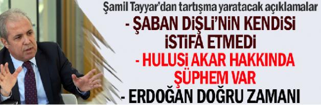 """""""Erdoğan doğru zamanı bekliyor"""""""