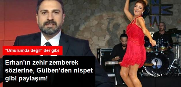 """Hakkında Çıkan Skandal Haberlere Rağmen, Gülben Ergen """"Umurumda Değil"""" Pozu Verdi"""
