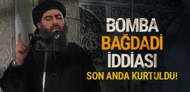 Bomba iddia! DEAŞ lideri Bağdadi yakalanmak üzereydi