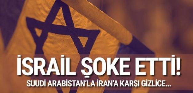 İsrail'den şok açıklama! İsran'a karşı Suudi Arabistan'la...