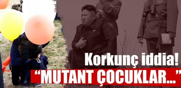 Son dakika: Kuzey Kore'de 'Mutant çocuklar mı' dünyaya geliyor?
