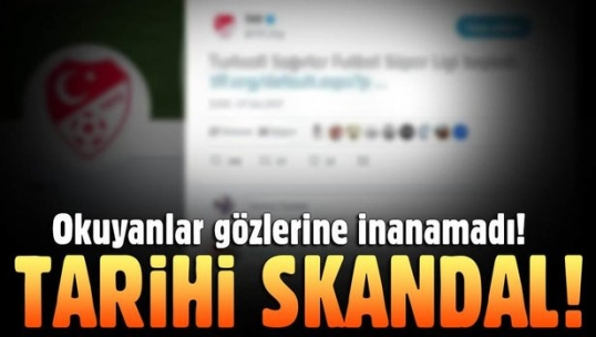 TFF'den yeni skandal: Turkcell Sağırlar Futbol Süper Ligi